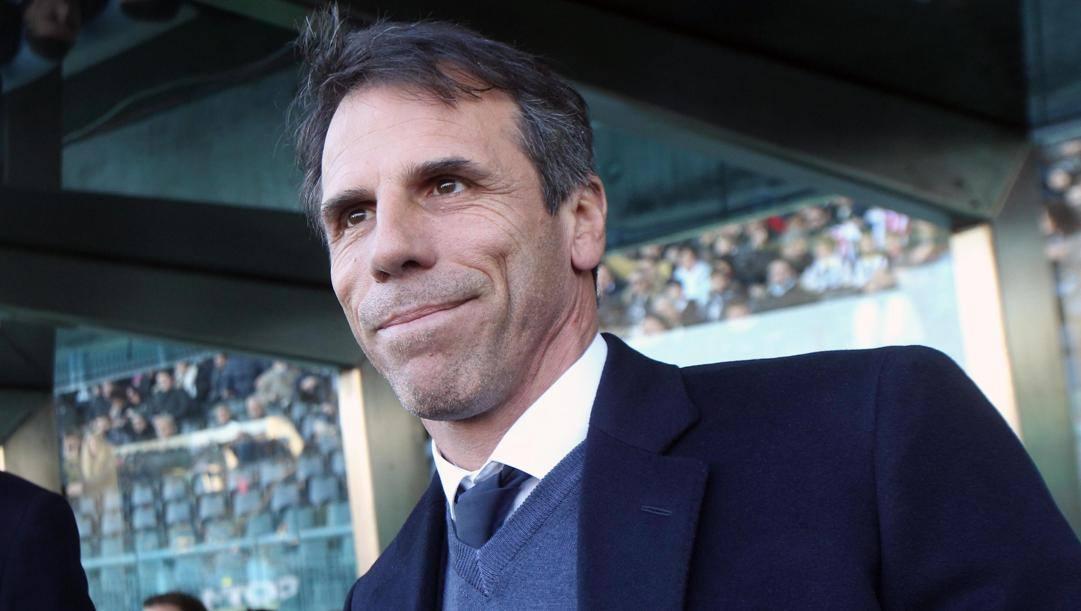 Gianfranco Zola, 54 anni. Ansa