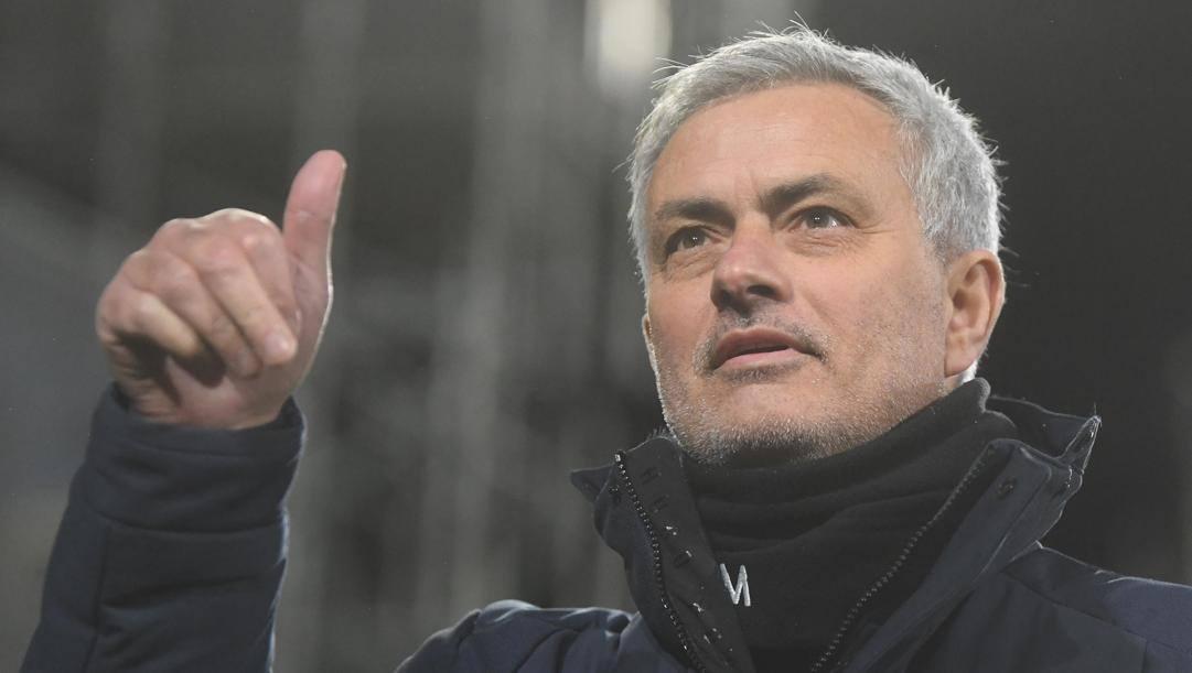 José Mourinho, 56 anni. Epa