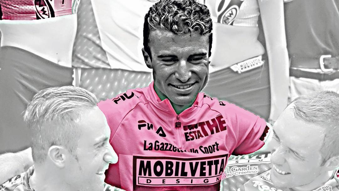 Ivan Quaranta in rosa nel 1999