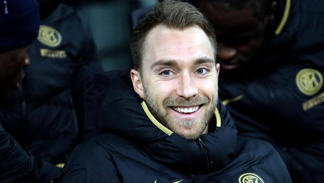 Christian Eriksen (29 anni), all'Inter dal 28 gennaio 2020. Danese titolarissimo della propria nazionale, in passato ha giocato anche con Middelfart, Odense, Ajax e Tottenham. ANSA