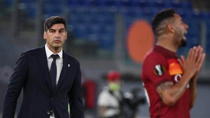 Paulo Fonseca, 48 anni, allenatore della Roma (LAPRESSE)