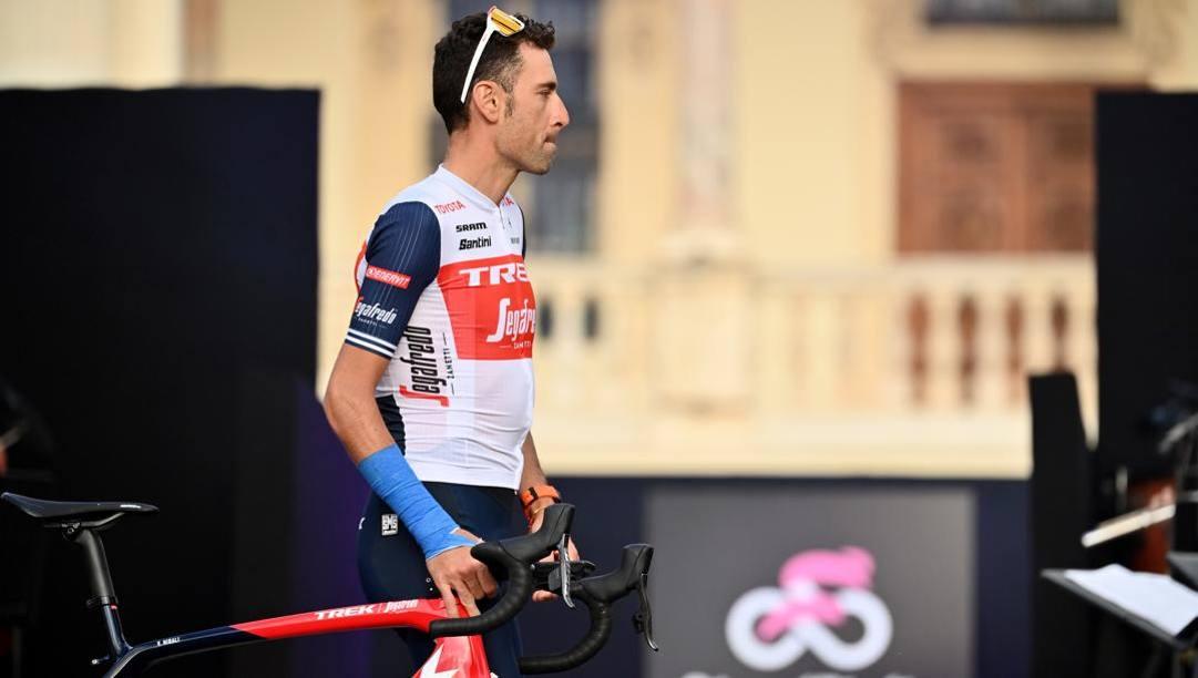 Vincenzo Nibali, 36 anni. LaPresse