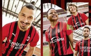 Milan: ecco la nuova maglia per la stagione 2021-22 - La Gazzetta ...