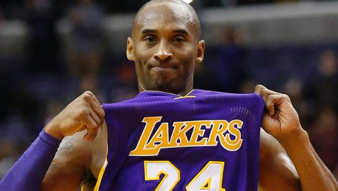 Kobe Bryant è morto a 41 anni il 26 gennaio 2020