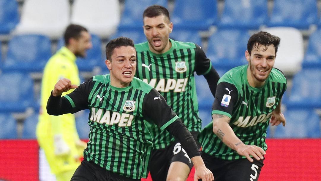 Giacomo Raspadori, 20 anni, 6 gol in campionato (ANSA)