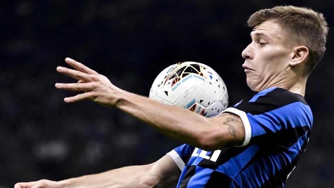 Nicolò Barella (24 anni), centrocampista dell'Inter e della Nazionale. Finora in nerazzurro ha totalizzato 87 presenze ufficiali, 7 gol e 6 assist. LAPRESSE