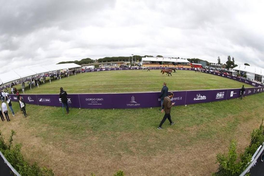 La tenuta presidenziale di San Rossore con il suo storico ippodromo è stata spettacolare ospite del Longines Fei Endurance World Championships