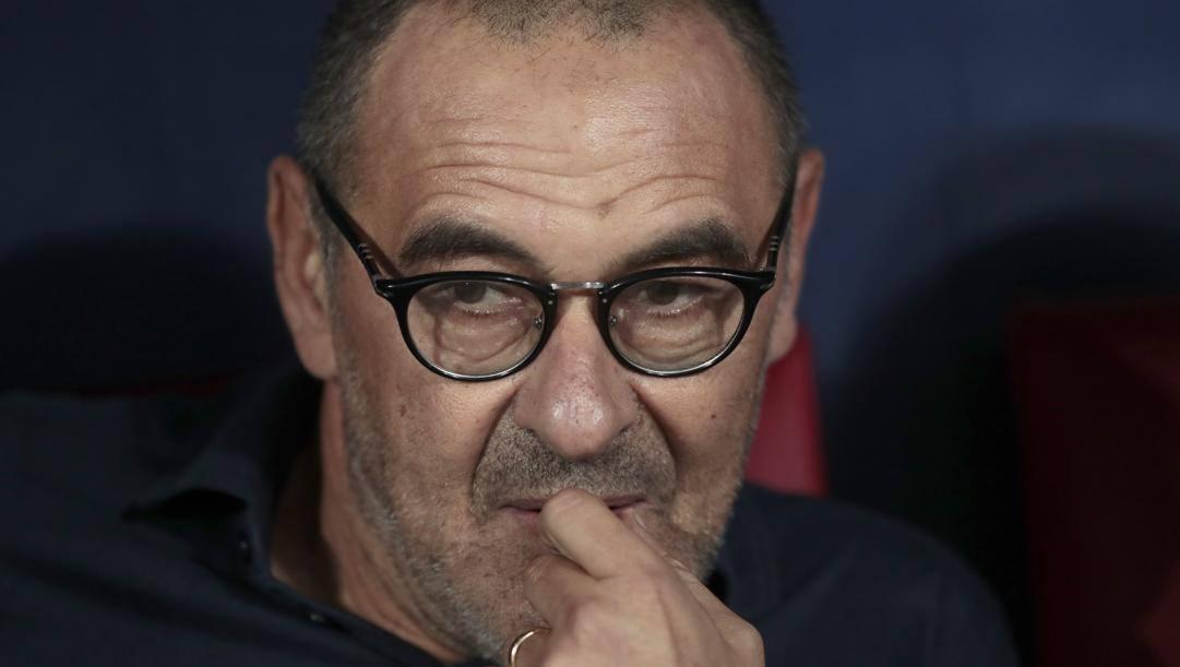 Maurizio Sarri, 62 anni. Ap