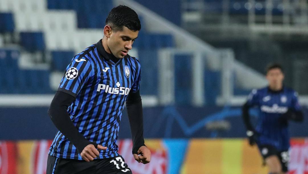 Cristian Romero, 23 anni. LaPresse
