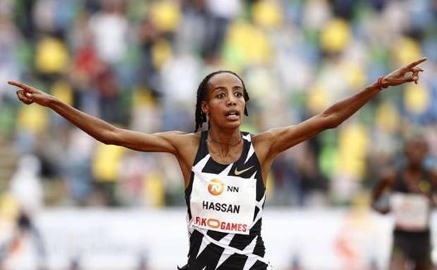 Hassan, capolavoro a Hengelo: demolito il record del mondo dei 10.000