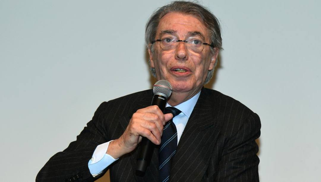 Massimo Moratti. Getty