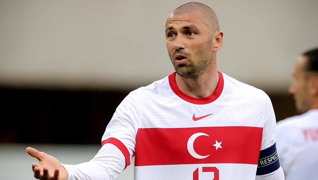 Burak Yilmaz, 35 anni (EPA)