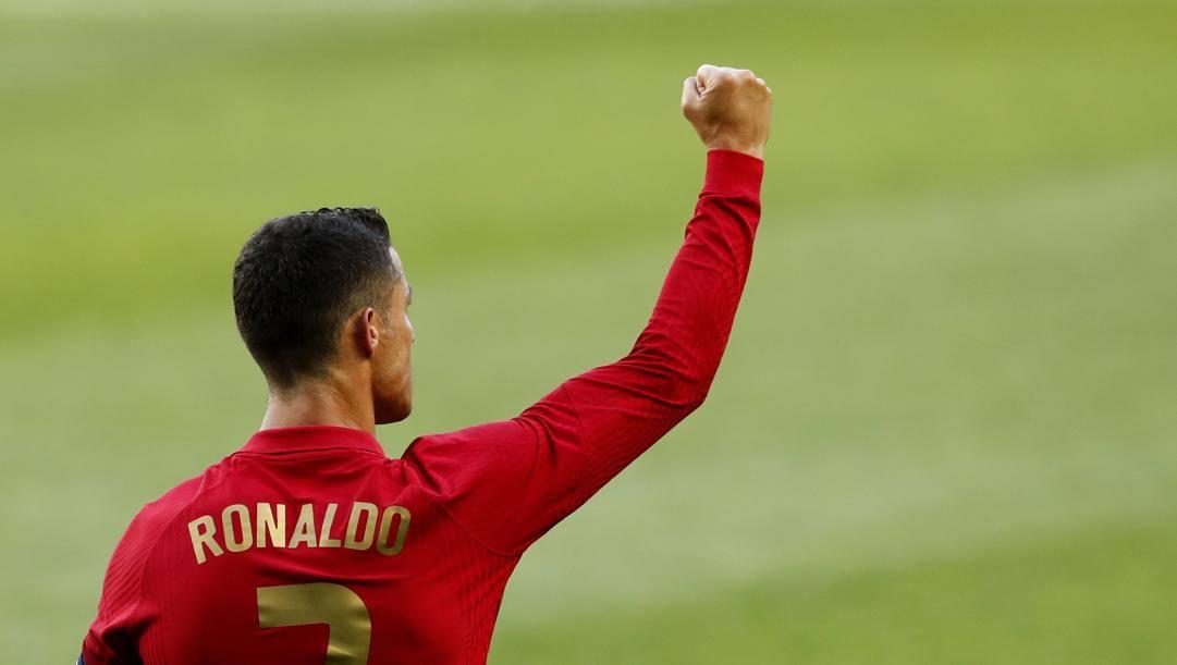 Cristiano Ronaldo, 36 anni (AP)