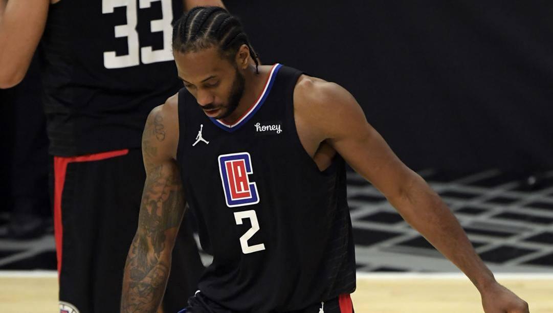 Kawhi Leonard, 29 anni, seconda stagione ai Clippers. Afp