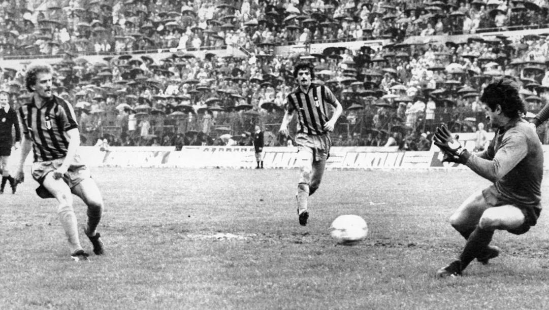 Serie A 1980-81: Prohaska segna a Terraneo, Torino-Inter 0-1. Ap