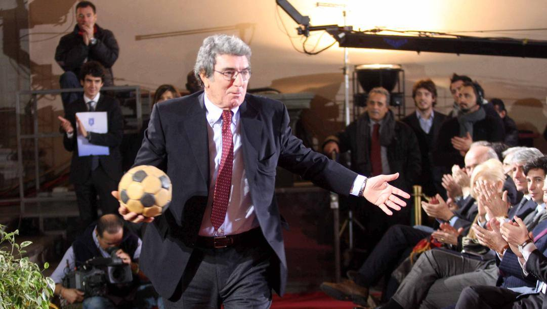 Dino Zoff, 79 anni. LaPresse
