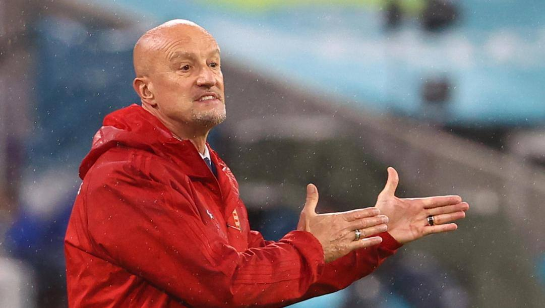 Marco Rossi, 56 anni. Epa