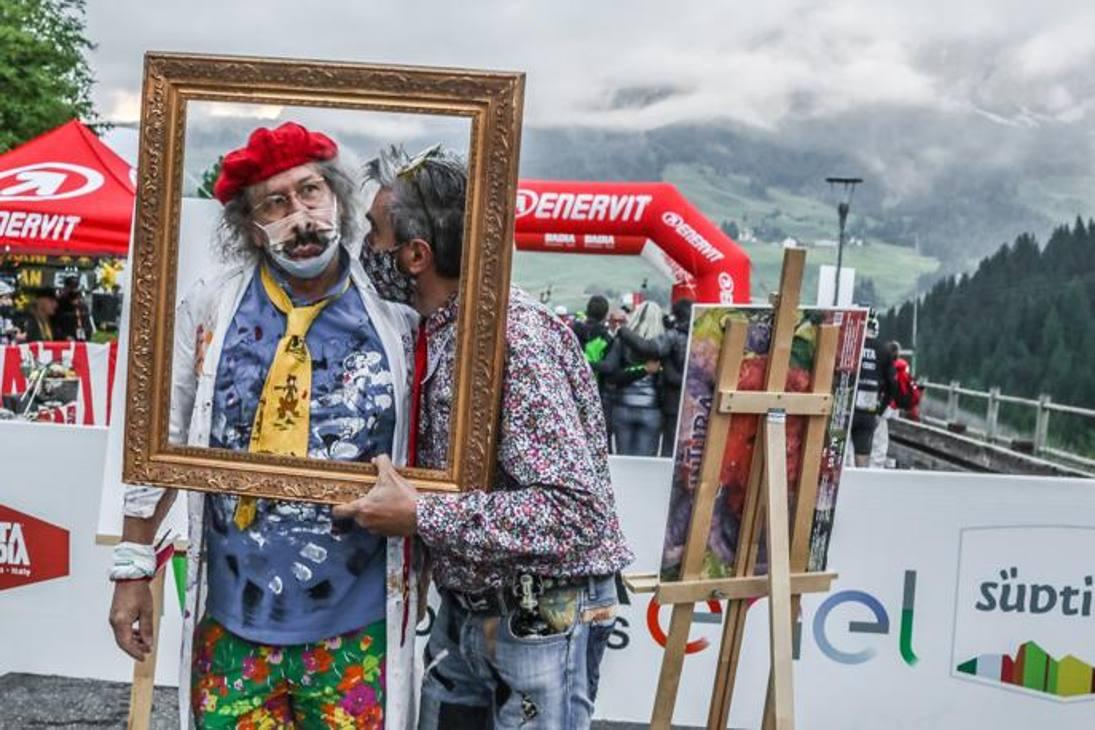 La 34esima edizione della Maratona dles Dolomites – Enel è dedicata al tema dell'Arte