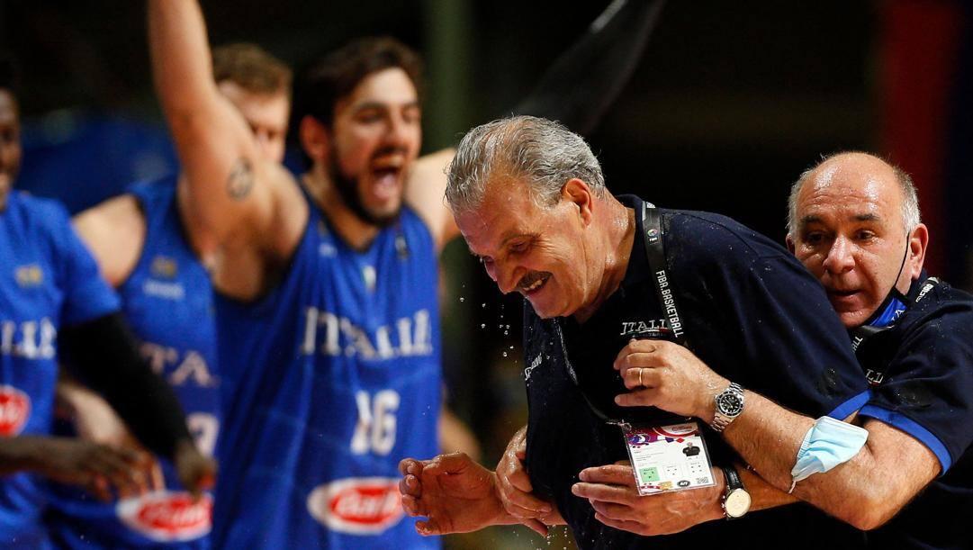 Romeo Sacchetti, 67 anni (AFP)