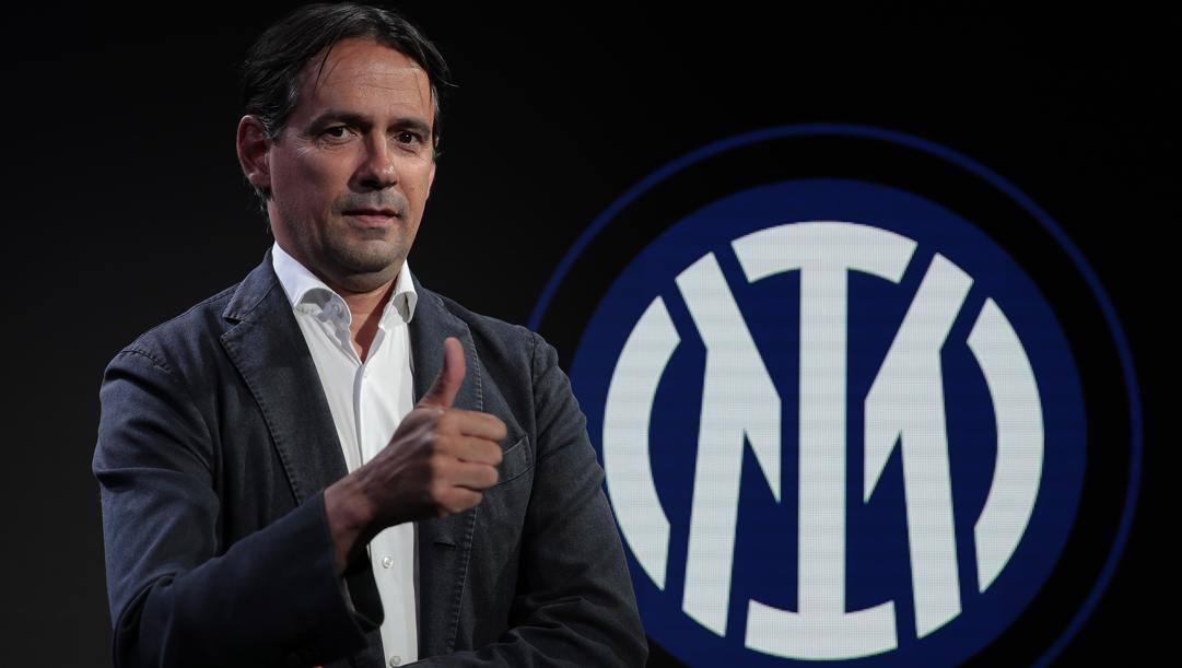 Simone Inzaghi (45 anni), nuovo allenatore dell'Inter: per lui contratto fino al 2023. GETTY