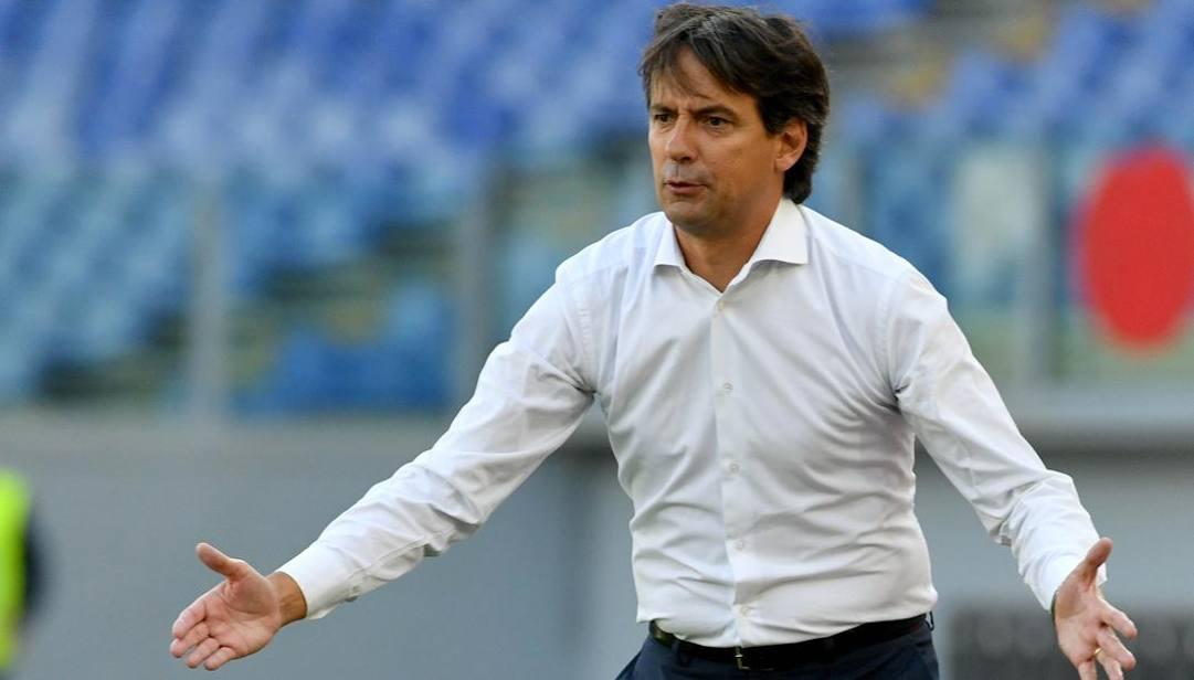 Simone Inzaghi. Getty