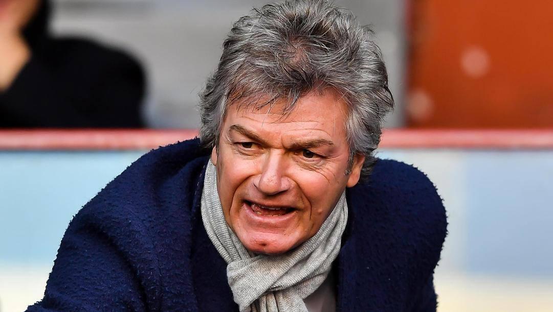 Giancarlo Antognoni ha di recente interrotto il proprio rapporto con la Fiorentina