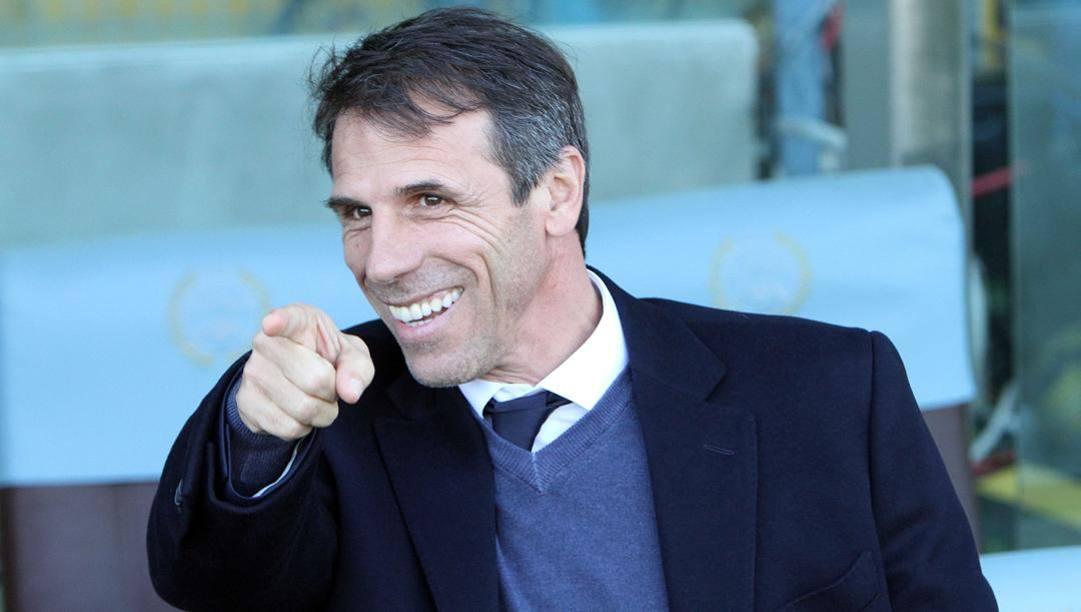 Gianfranco Zola, 55 anni. Lapresse