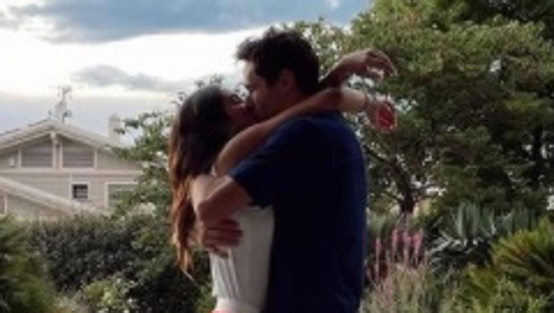 Federico Chiesa con la fidanzata Benedetta Quagli