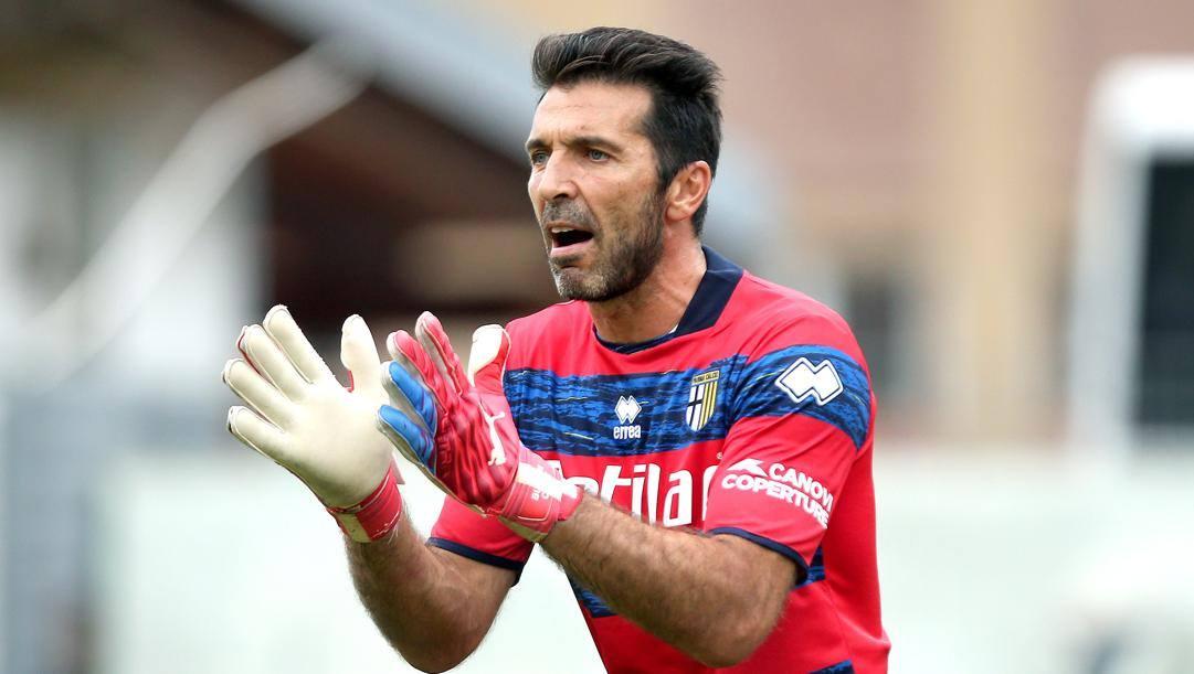 Gigi Buffon, 43 anni. Kulta