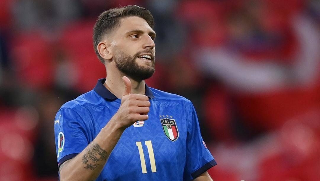 Domenico Berardi, 27 anni il primo agosto. Lapresse