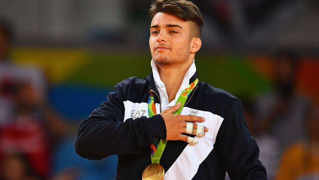 Fabio Basile a Rio 2016