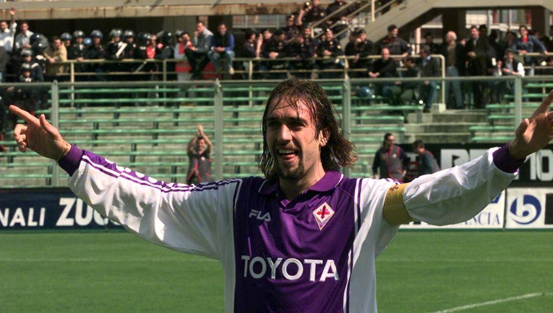 Gabriel Batistuta. Ap