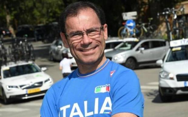 Davide Cassani, 61 anni. Ansa