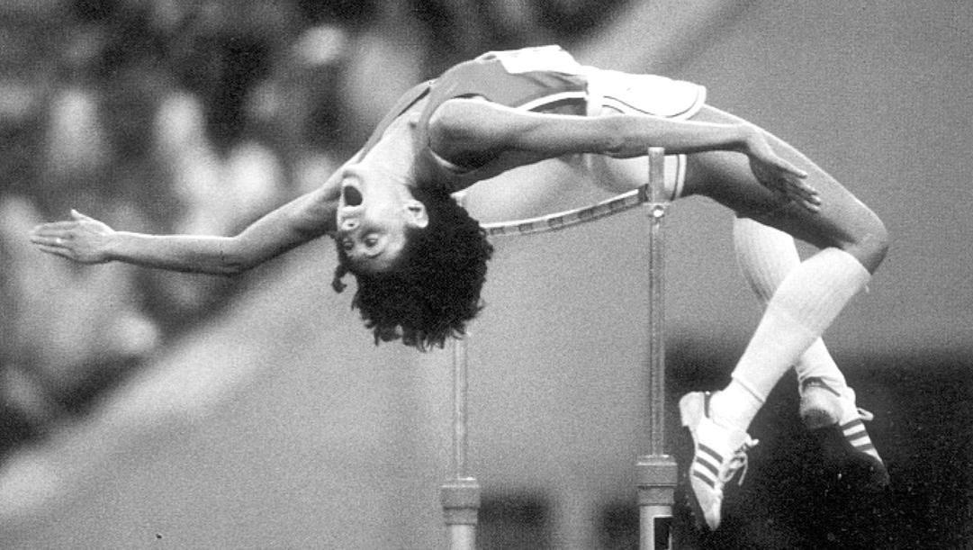 Mosca 1980: Sara Simeoni conquista l'oro. Ansa