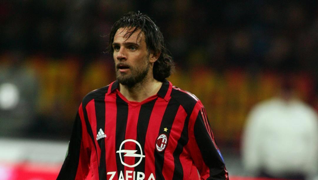 Marco Simone, 52 anni. LaPresse