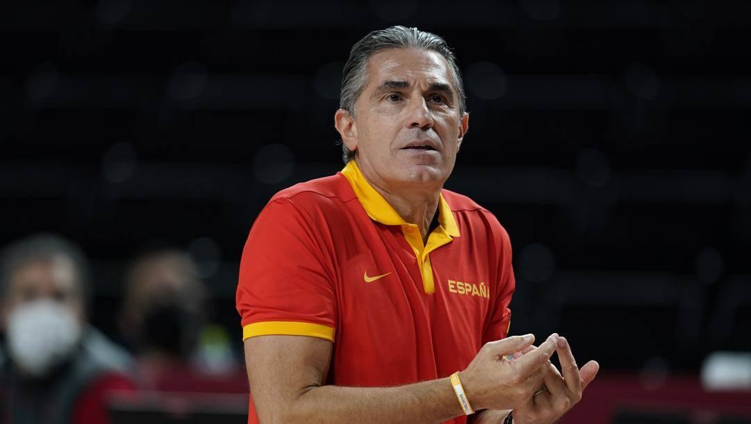 Sergio Scariolo, 60 anni. Ap