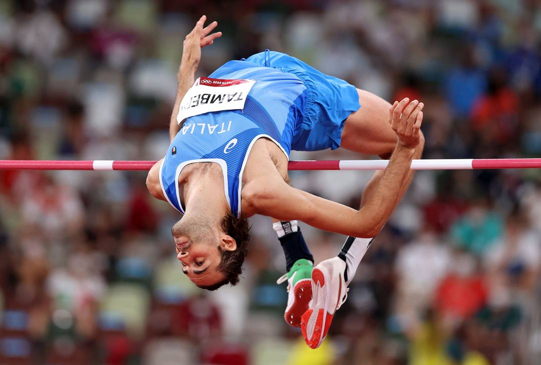 Gianmarco Tamberi, 29 anni. GETTYIMAGES