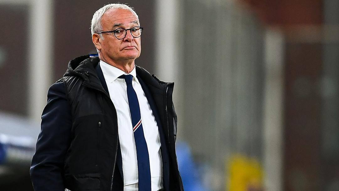 Claudio Ranieri, 69 anni. Ansa