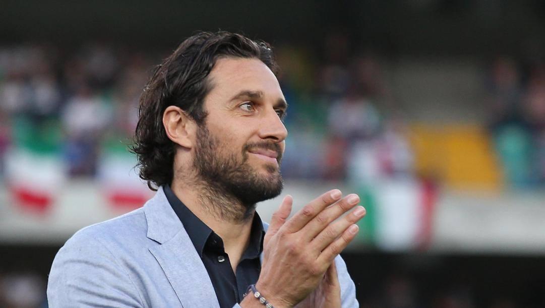 Luca Toni, 44 anni. ANSA