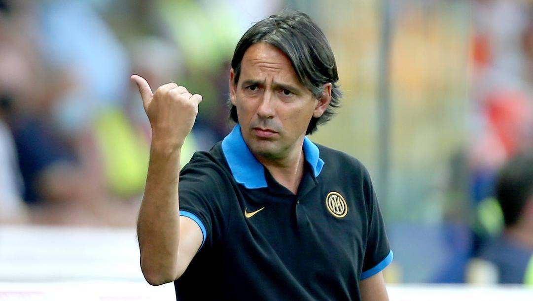 Simone Inzaghi, 45 anni. Kulta