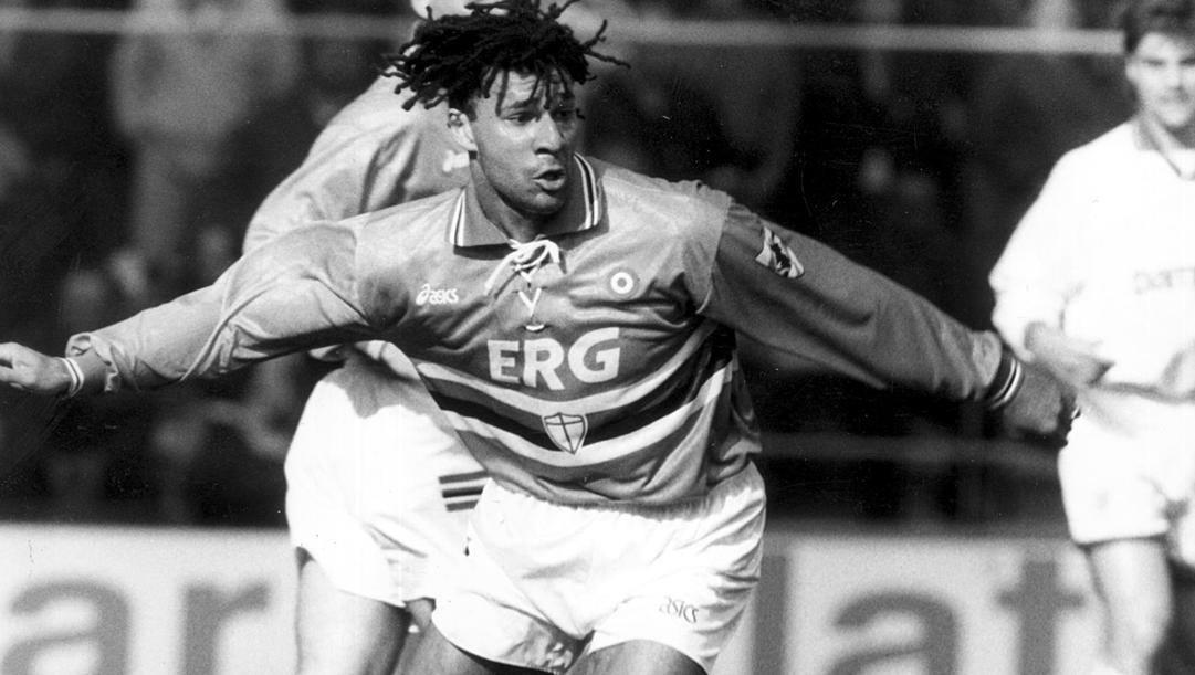 Ruud Gullit, 58 anni, ex olandese di Milan e Sampdoria. DEP