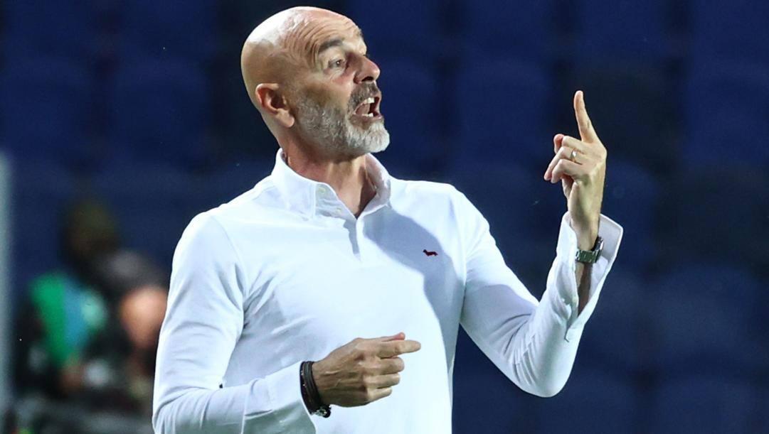 Stefano Pioli, 55 anni. Ansa