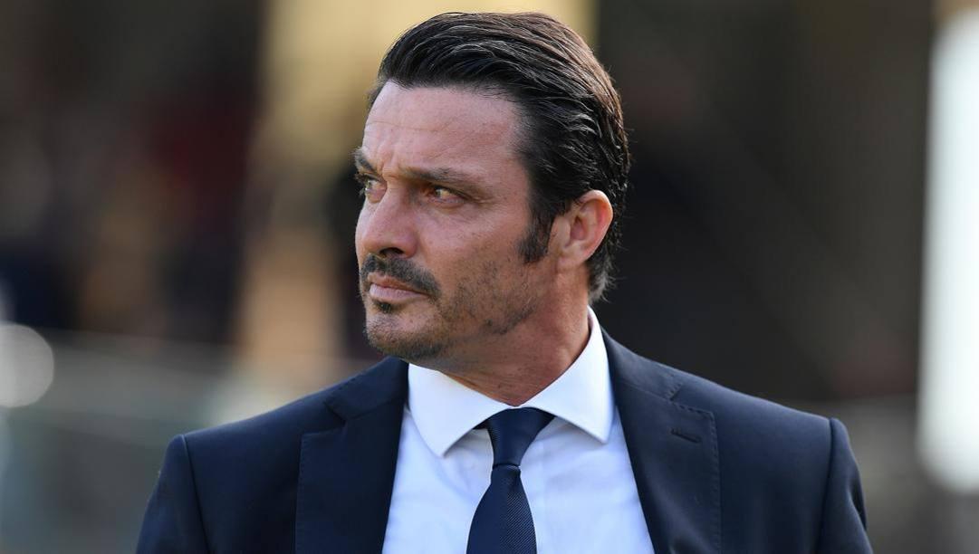 Massimo Oddo, 45 anni. LaPresse