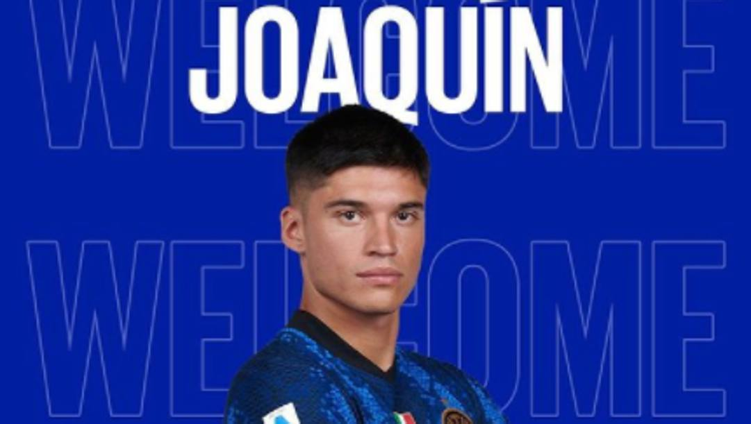 Correa in maglia Inter