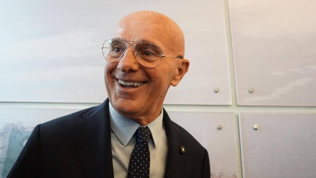 Arrigo Sacchi, 75 anni. Ansa