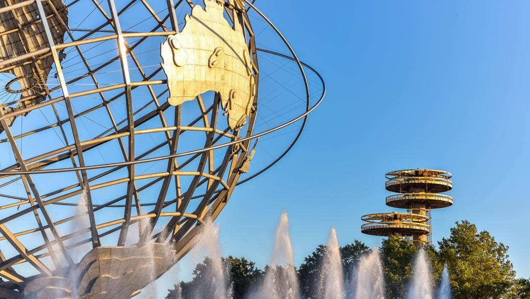 Una veduta del parco. Getty Images