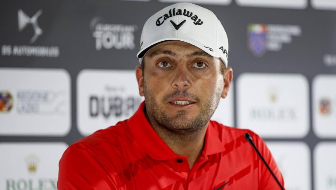 Francesco Molinari, 38 anni. Getty