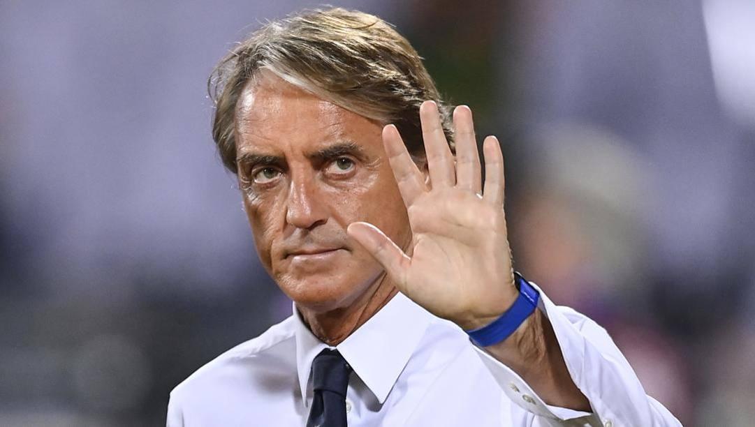 Roberto Mancini, 56 anni. LaPresse