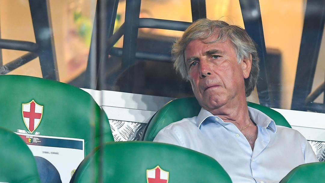 Enrico Preziosi. Ansa