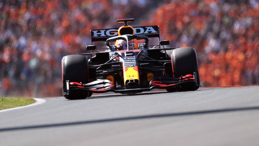 Max Verstappen, decima pole della carriera